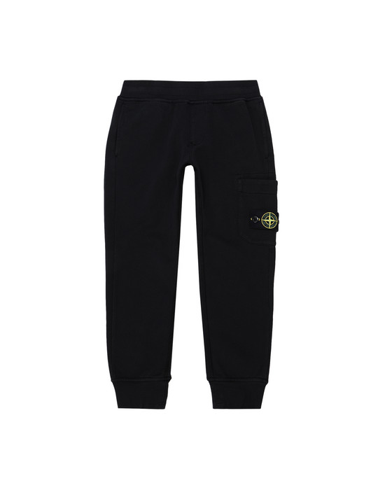 Fleece Pants 60640 STONE ISLAND JUNIOR - 0