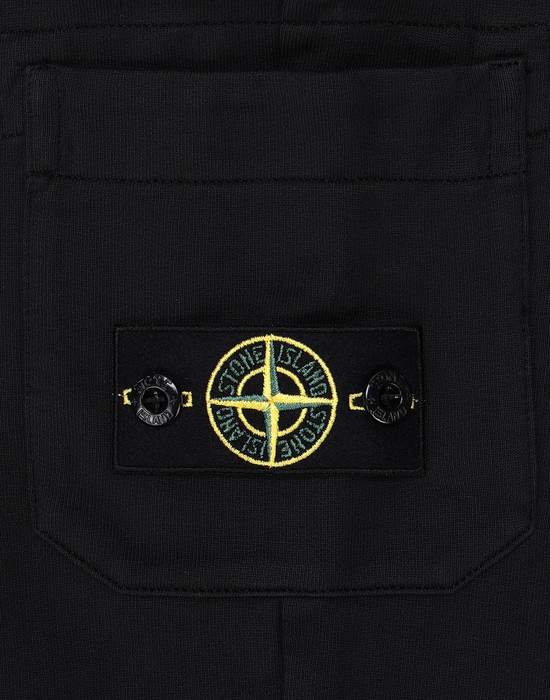 13286756gh - TROUSERS - 5 POCKETS STONE ISLAND JUNIOR