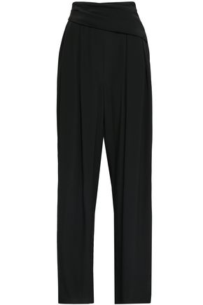 3.1 PHILLIP LIM Draped silk wide-leg pants