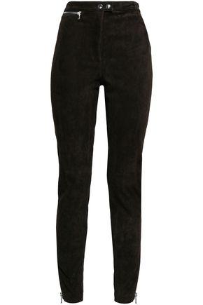 3.1 PHILLIP LIM Suede skinny pants