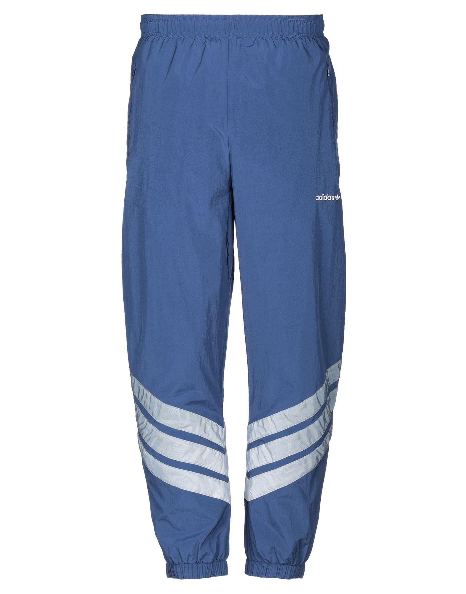 《送料無料》ADIDAS ORIGINALS メンズ パンツ ブルー S ナイロン 100%