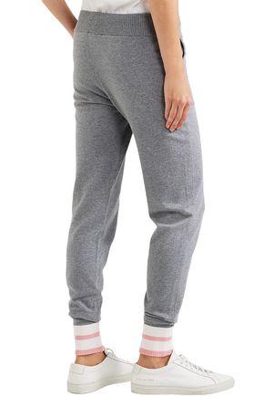 EQUIPMENT Elsie stretch-jersey track pants