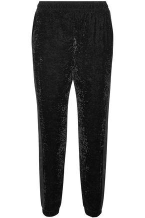 SPLENDID Velvet tapered pants