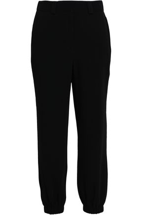 CINQ À SEPT Crepe tapered pants
