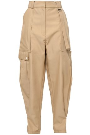 3.1 PHILLIP LIM Embellished gabardine tapered pants