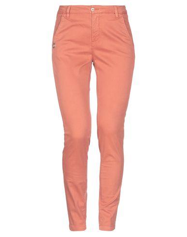Купить Повседневные брюки ржаво-коричневого цвета