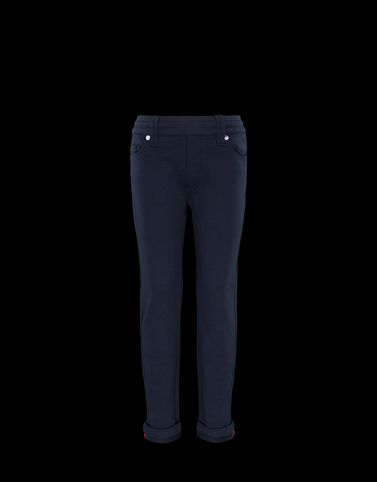 MONCLER CASUAL TROUSER - Casual trousers - men