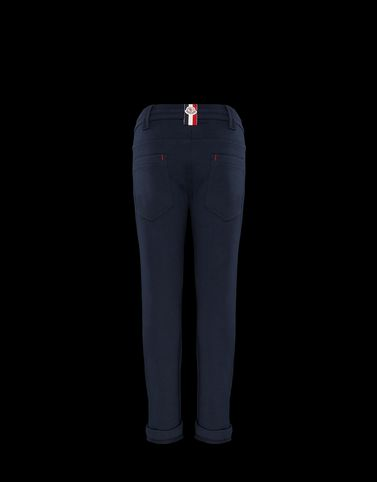 Moncler Teen 12-14 years - Boy Man: CASUAL TROUSER