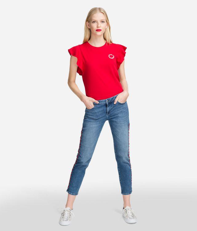 Karl Lagerfeld - Jeans im Girlfriend-Stil - 1