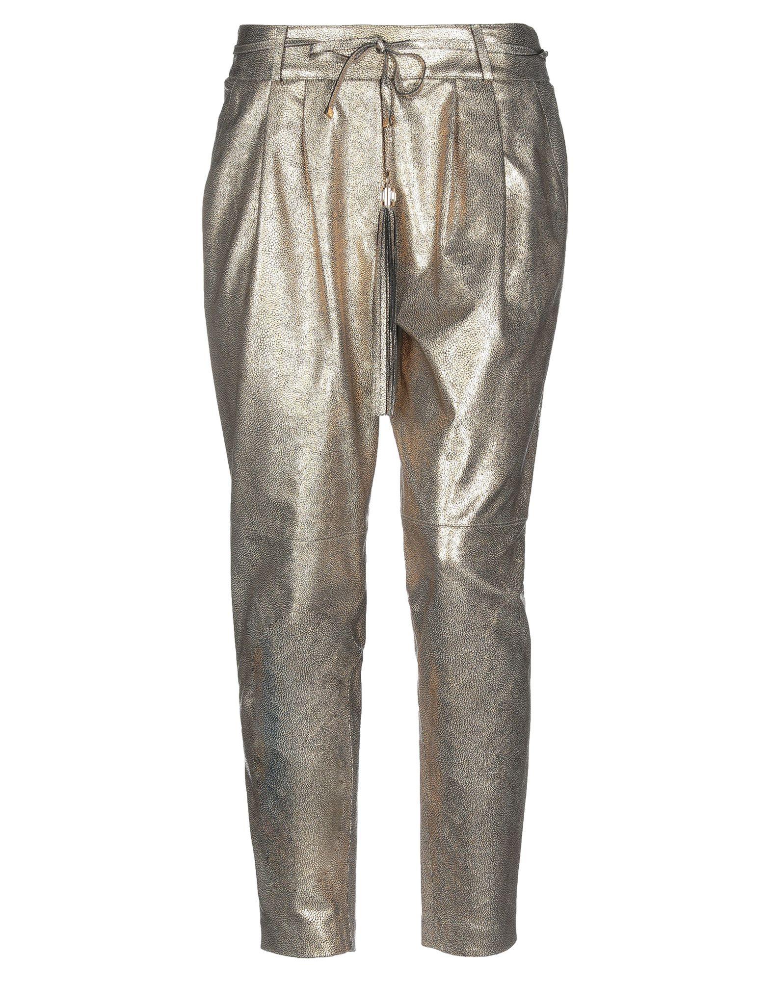 VDP COLLECTION Повседневные брюки vdp collection ремень