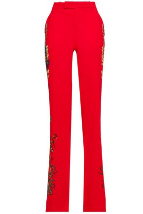 ETRO Crepe flared pants