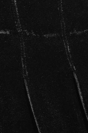 RAQUEL ALLEGRA Chenille culottes