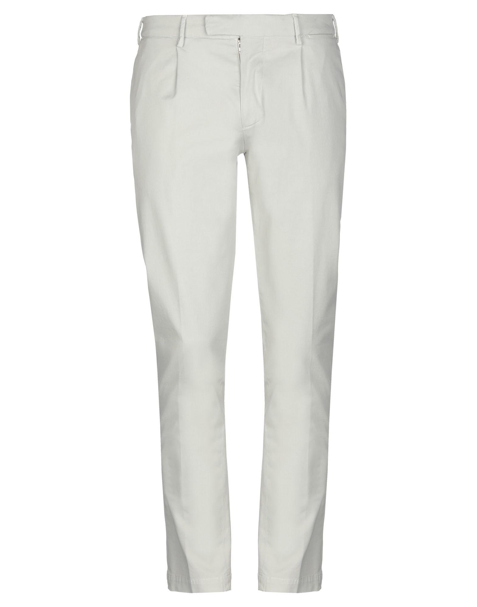 《セール開催中》DEVORE INCIPIT メンズ パンツ ライトグレー 50 コットン 98% / ポリウレタン 2%