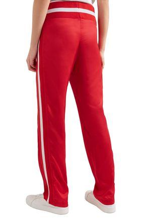 MAGGIE MARILYN Twill straight-leg pants