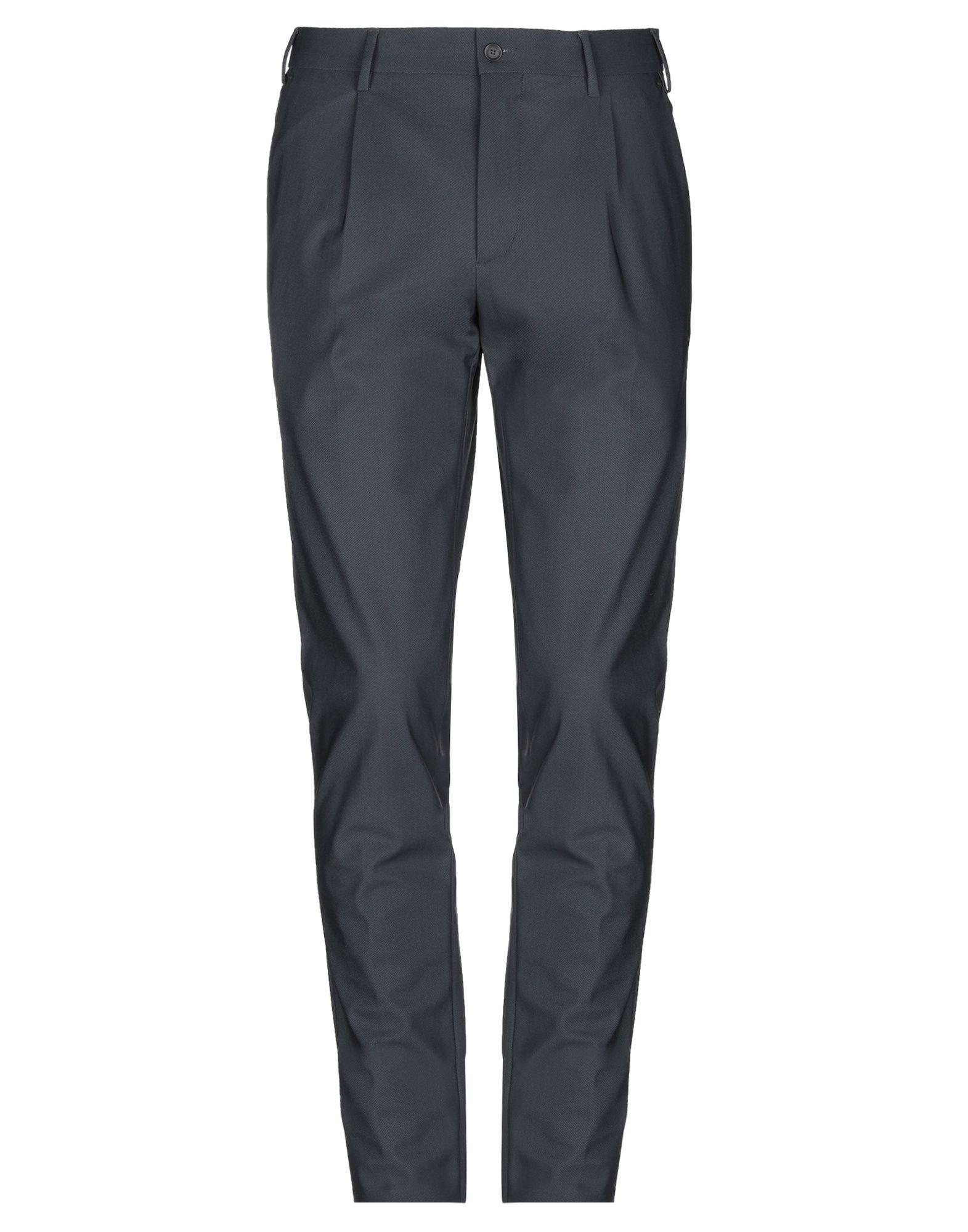 TRAIANO   TRAIANO Casual Pants 13289790   Goxip