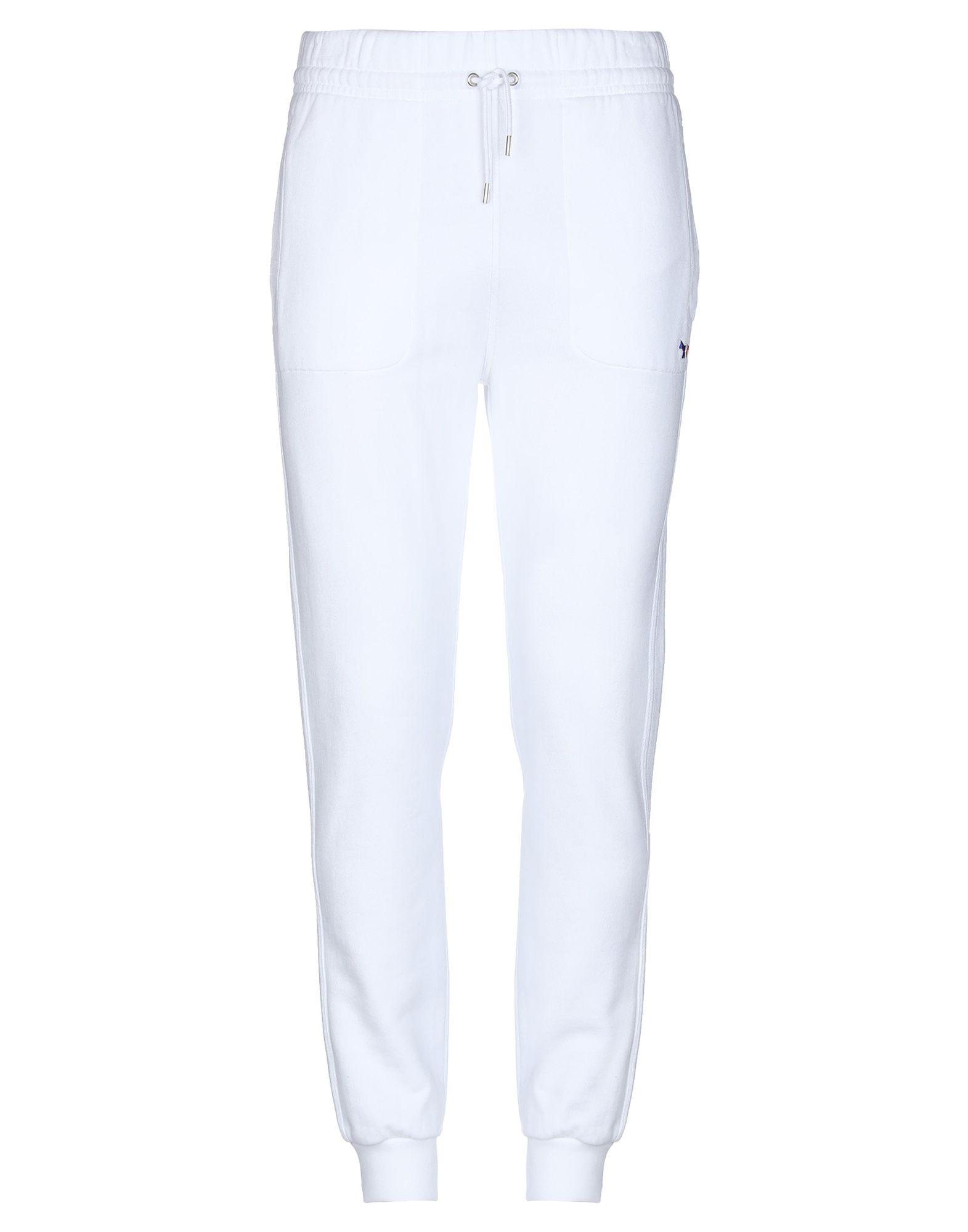 MAISON KITSUNÉ Повседневные брюки maison kitsuné футболка
