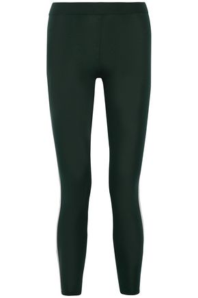 JAMES PERSE Cashmere-blend leggings