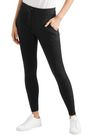 JAMES PERSE Ribbed cashmere leggings