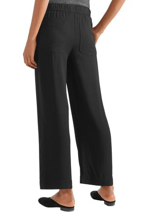 JAMES PERSE Twill straight-leg pants