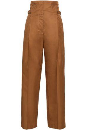 JIL SANDER Twill wide-leg pants