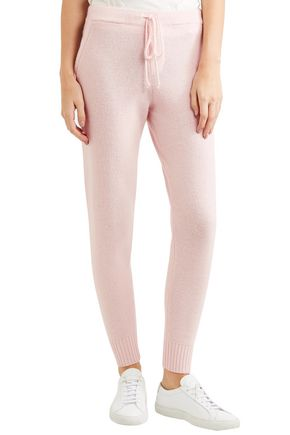 ATM ANTHONY THOMAS MELILLO Wool and cashmere-blend track pants