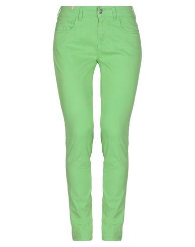 Фото - Повседневные брюки от ATELIER NOTIFY светло-зеленого цвета