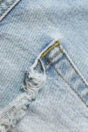 AMO Distressed boyfriend jeans