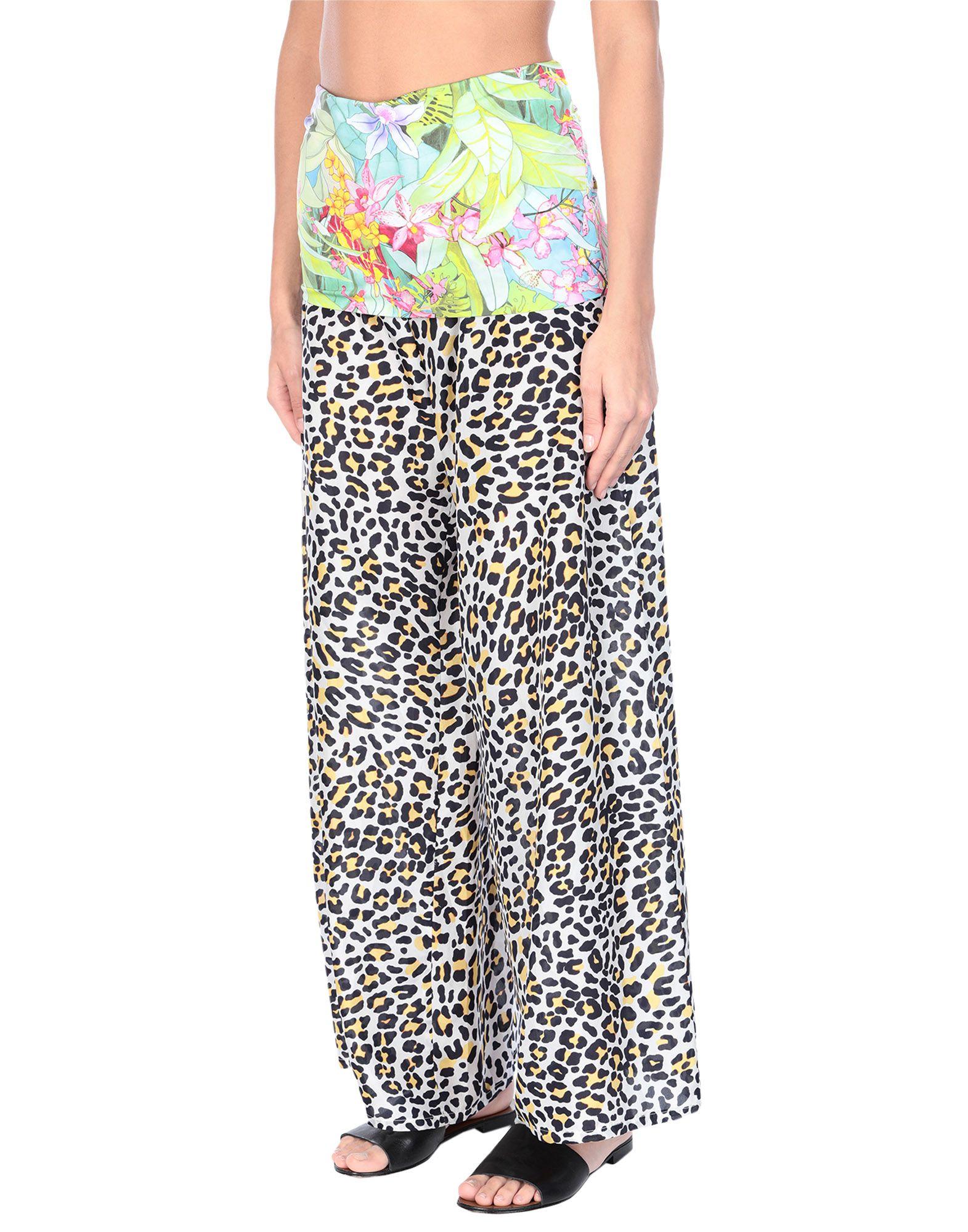 BLUMARINE BEACHWEAR Пляжные брюки и шорты byblos beachwear пляжные брюки и шорты