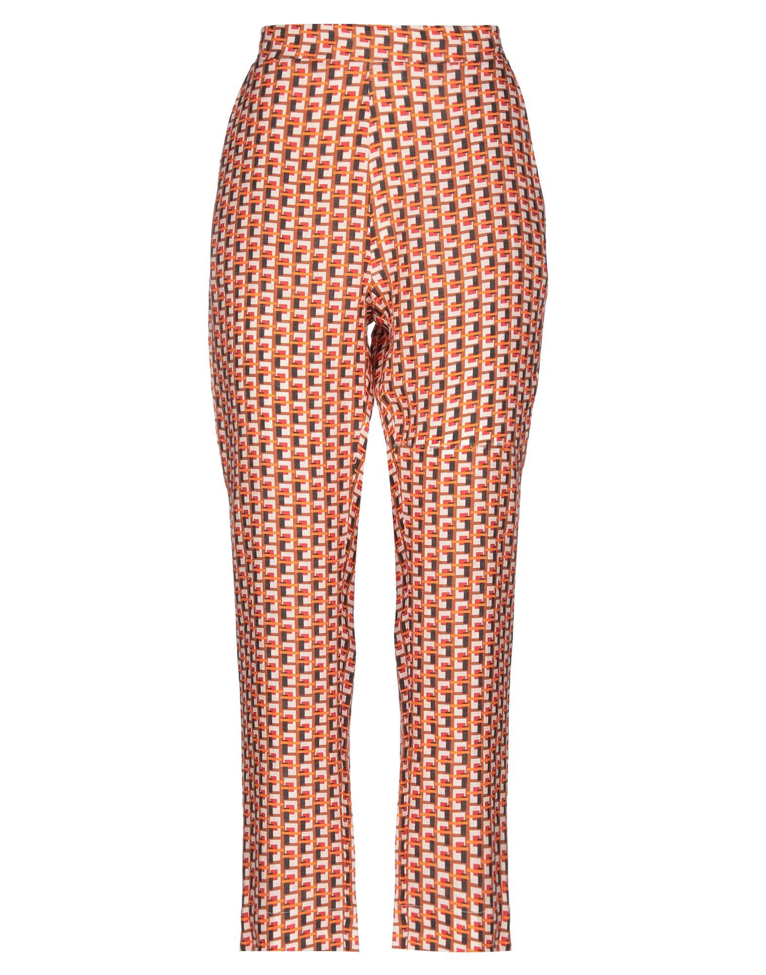 цена на LFDL LA FABBRICA DEL LINO Повседневные брюки
