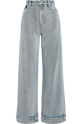 3.1 PHILLIP LIM Denim wide-leg pants