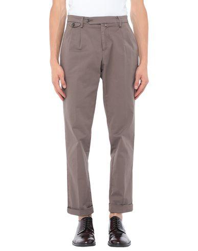 Купить Повседневные брюки от BRIGLIA 1949 цвета хаки
