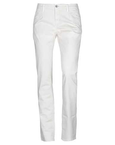 Фото - Повседневные брюки от SIVIGLIA WHITE бежевого цвета