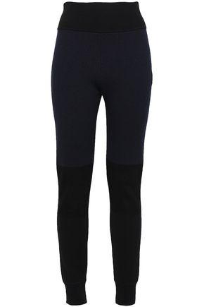 DIANE VON FURSTENBERG Merino wool-blend leggings