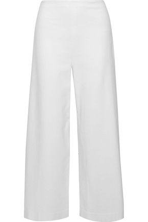 ROSETTA GETTY Stretch-jersey wide-leg pants