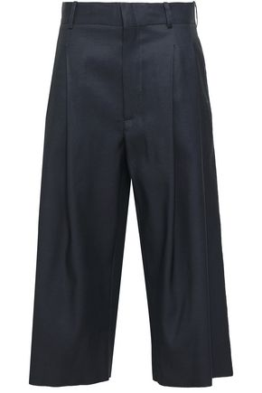 MARNI Wool and silk-blend culottes