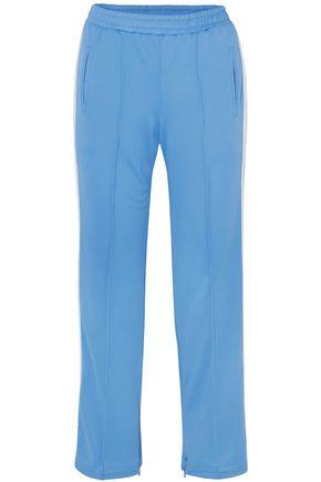 GANNI Piqué track pants