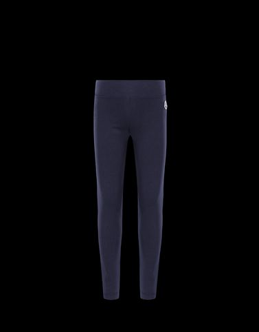 MONCLER LEGGINS - Casual trousers - women