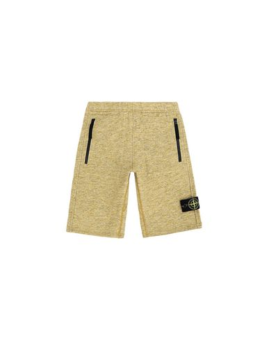 STONE ISLAND JUNIOR Shorts Man 62044 f