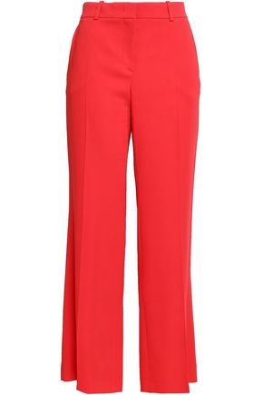 EMILIO PUCCI Stretch-crepe flared pants