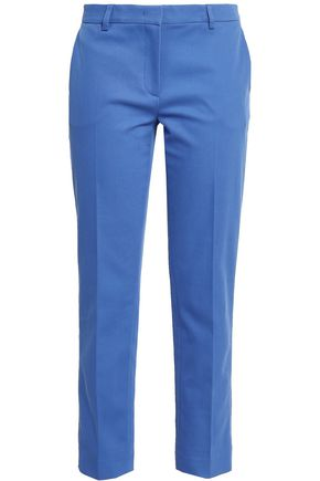 EMILIO PUCCI Stretch-gabardine slim-leg pants
