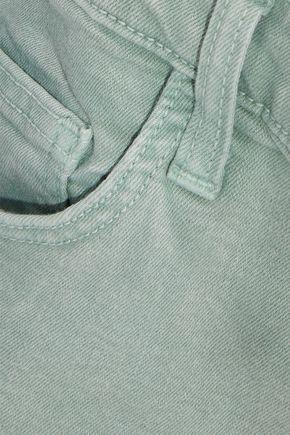 CURRENT/ELLIOTT The High Waist Stilletto mid-rise skinny jeans