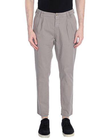 Купить Повседневные брюки цвет голубиный серый