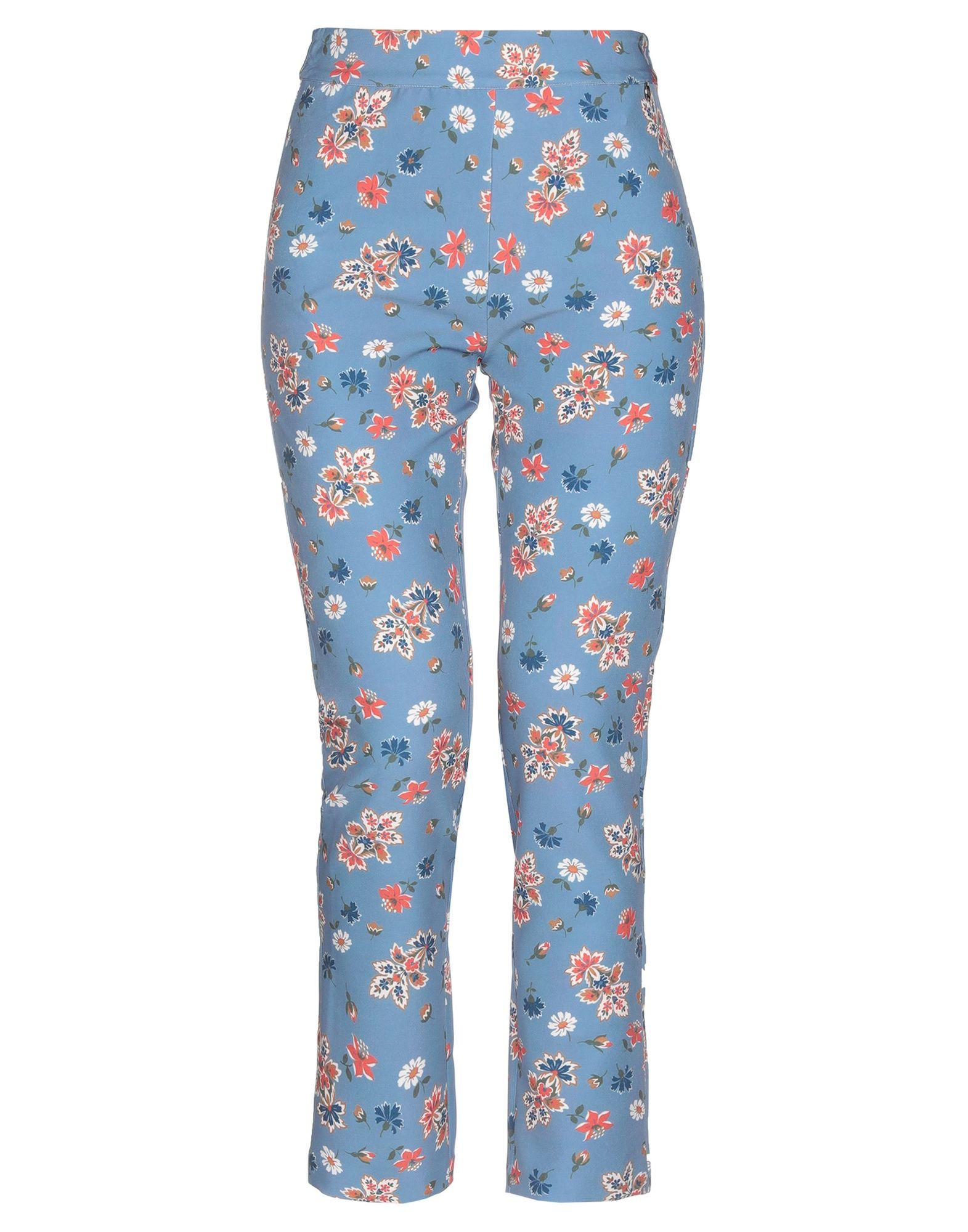 BLUGIRL FOLIES Повседневные брюки blugirl folies повседневные брюки