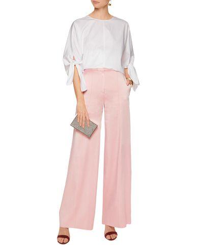 Фото 2 - Повседневные брюки от AMANDA WAKELEY розового цвета