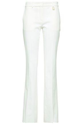 ROBERTO CAVALLI Cotton-blend bootcut pants