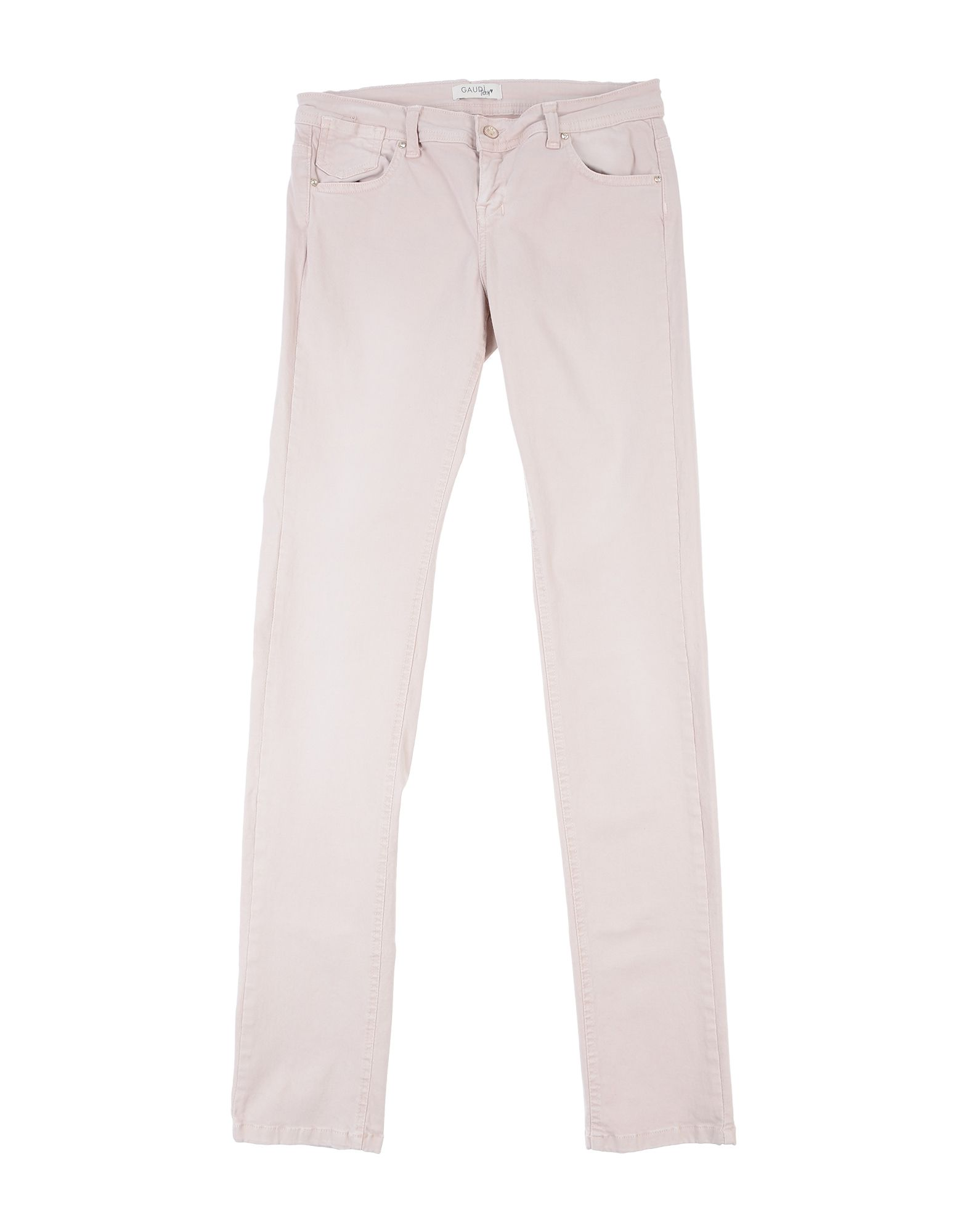Gaudì Kids' Casual Pants In Neutrals