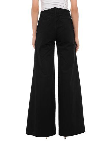 Фото 2 - Повседневные брюки от NILI LOTAN черного цвета