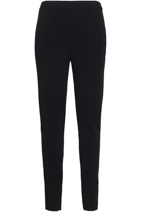 VALENTINO Stretch-knit leggings