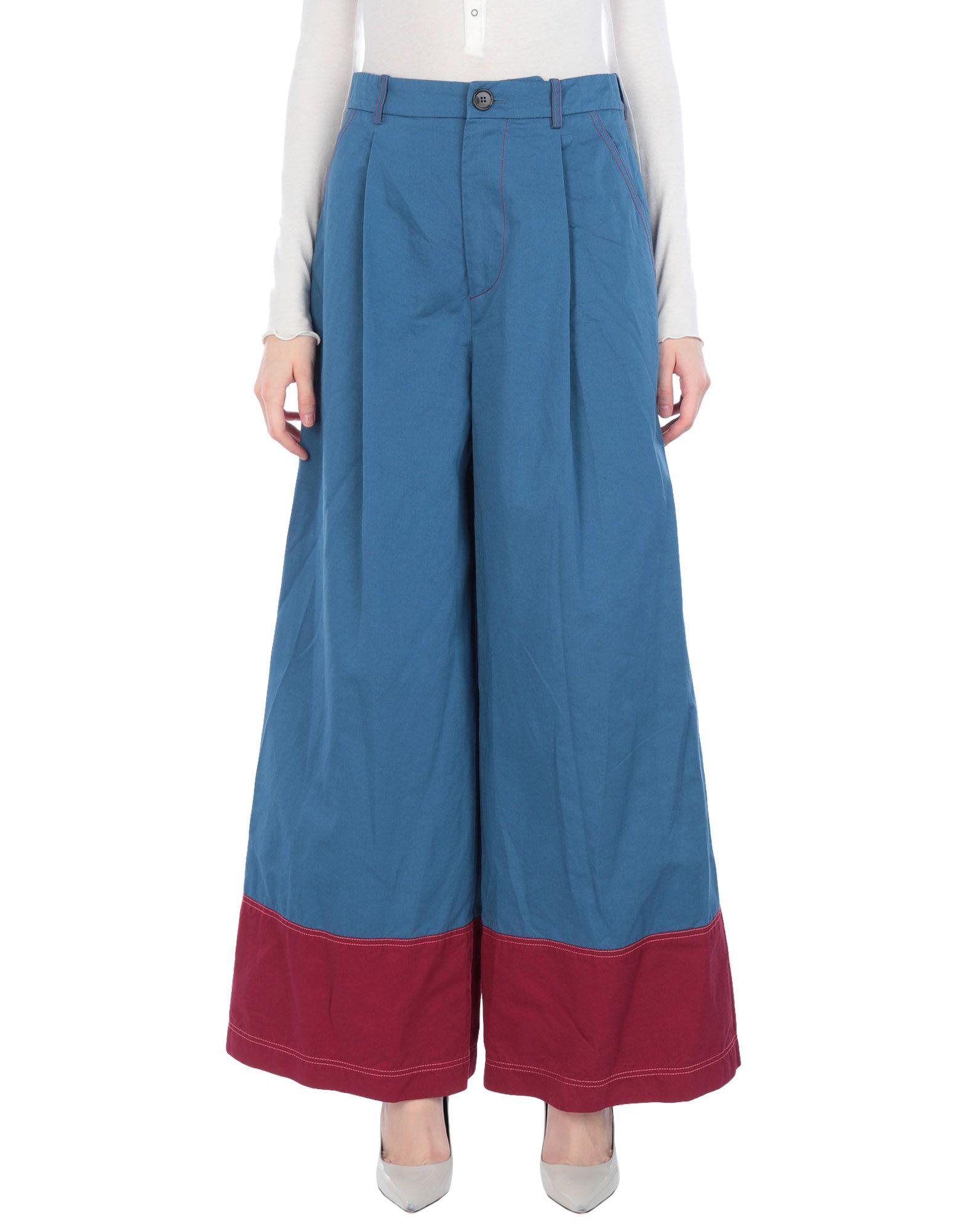 MARNI Повседневные брюки цена 2017