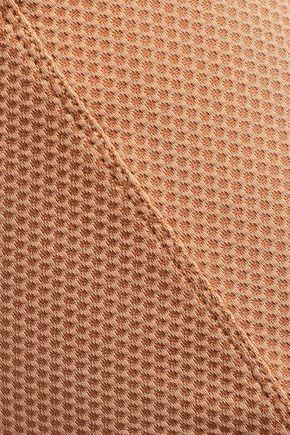MISSONI Waffle-knit slim-leg pants
